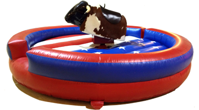 Bucking Bronco Rodeo Bull from Rodeo Bulls 4 Hire