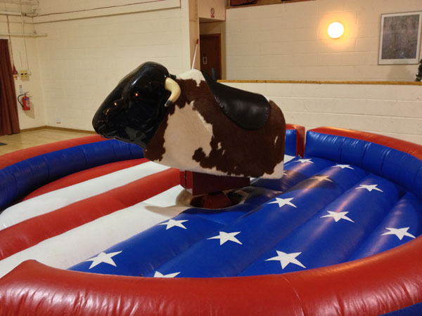 Adults Rodeo Bull